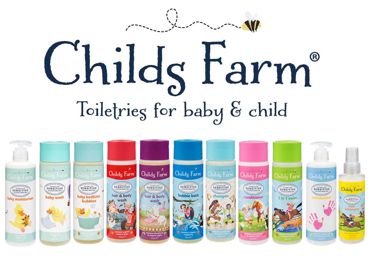 Childs Farm Ucc Australia